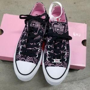 Converse Shoes - Converse CTAS Hello Kitty Platform Lift Ox